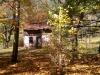 Cabin Fall Ohio Cabin