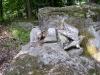 Statue in Baughman park 4