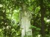 Statue in Baughman park 5