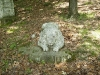 Statue in Baughman park 13
