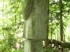 Baughman park, Statue