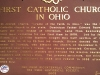 1st Catholic church in Ohio