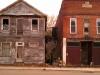 Old building Corning Ohio