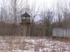 Guard tower at Roseville Prison